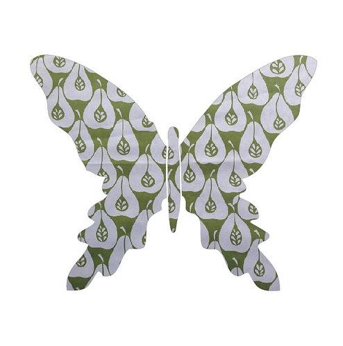 Butterfly pin board -pear party