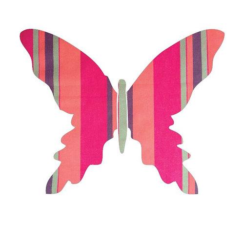 Butterfly pin board -encounter