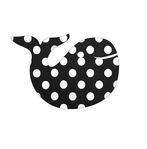 whale pin board - dotty