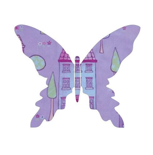 Butterfly pin board -chalet