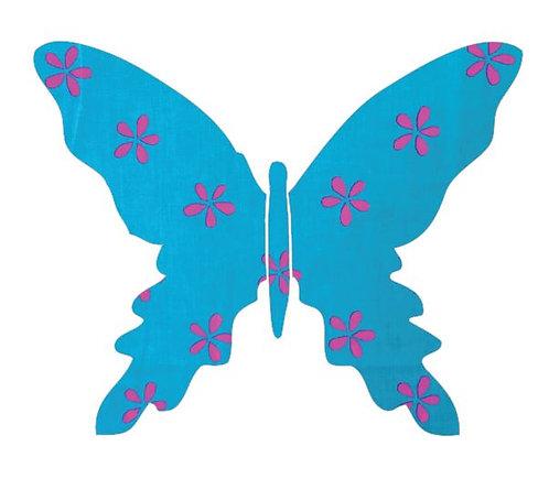 Butterfly pin board -daisy doo