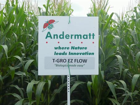 T-GRO EZ FLOW for your winter wheat season