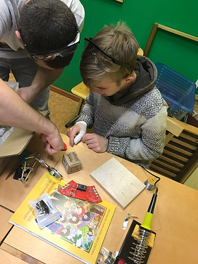 """Robotika Latvijas internātskolās labdarības projekts"""" Jūrmalā"""