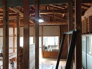 施工事例「戸建住宅」佐世保市上本山町-ダイニング・キッチン(施工前)