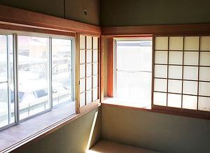 施工事例「戸建住宅」佐世保市大岳台-1F和室(施工前)