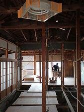 施工事例「戸建住宅」佐世保市上本山町-リビング(施工前)