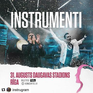 Kopā uz Instrumenti koncertu