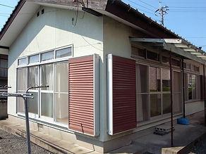 施工事例「戸建住宅」佐世保市原分町-外観(施工前)