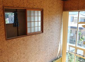施工事例「戸建住宅」佐世保市大岳台-2F和室(施工前)
