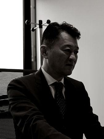 朝日I&R建設 代表取締役社長 野畑龍彦