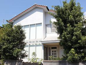 施工事例「戸建住宅」佐世保市大岳台-外観(施工前)