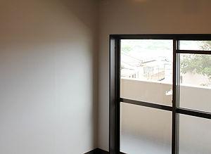 施工事例「マンション」佐世保市大宮-洋室②(施工後)