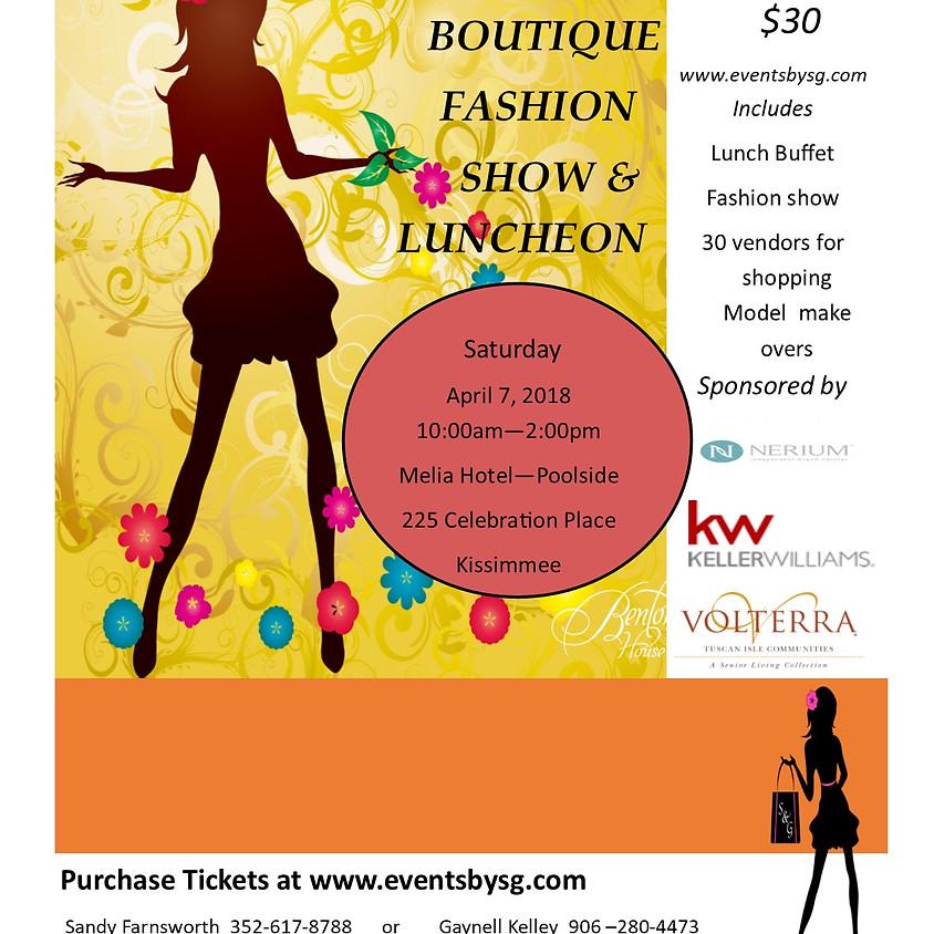 Fashion Show Melia - Celebration