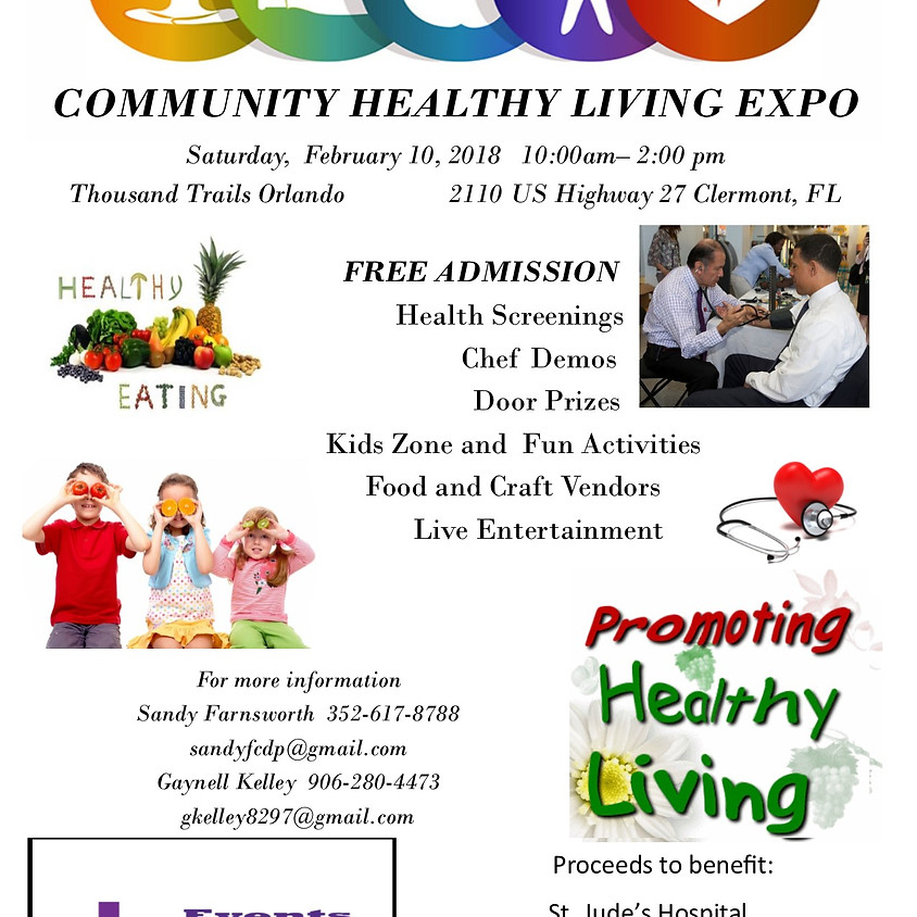 Healthy Living Expo- Four Corners