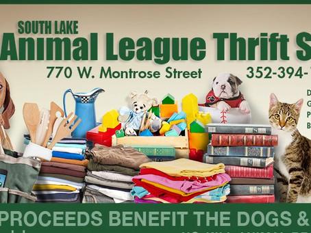 South Lake Animal League Thrift Shop