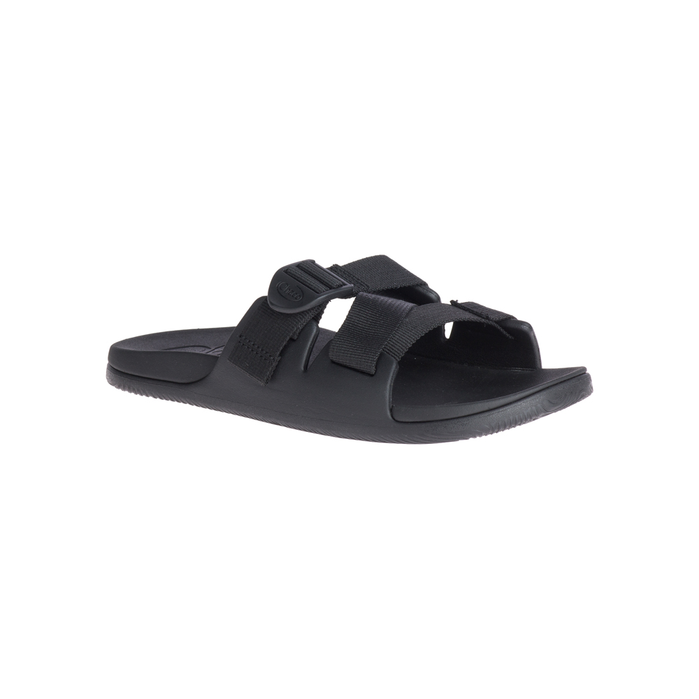 Chillos Slide Black