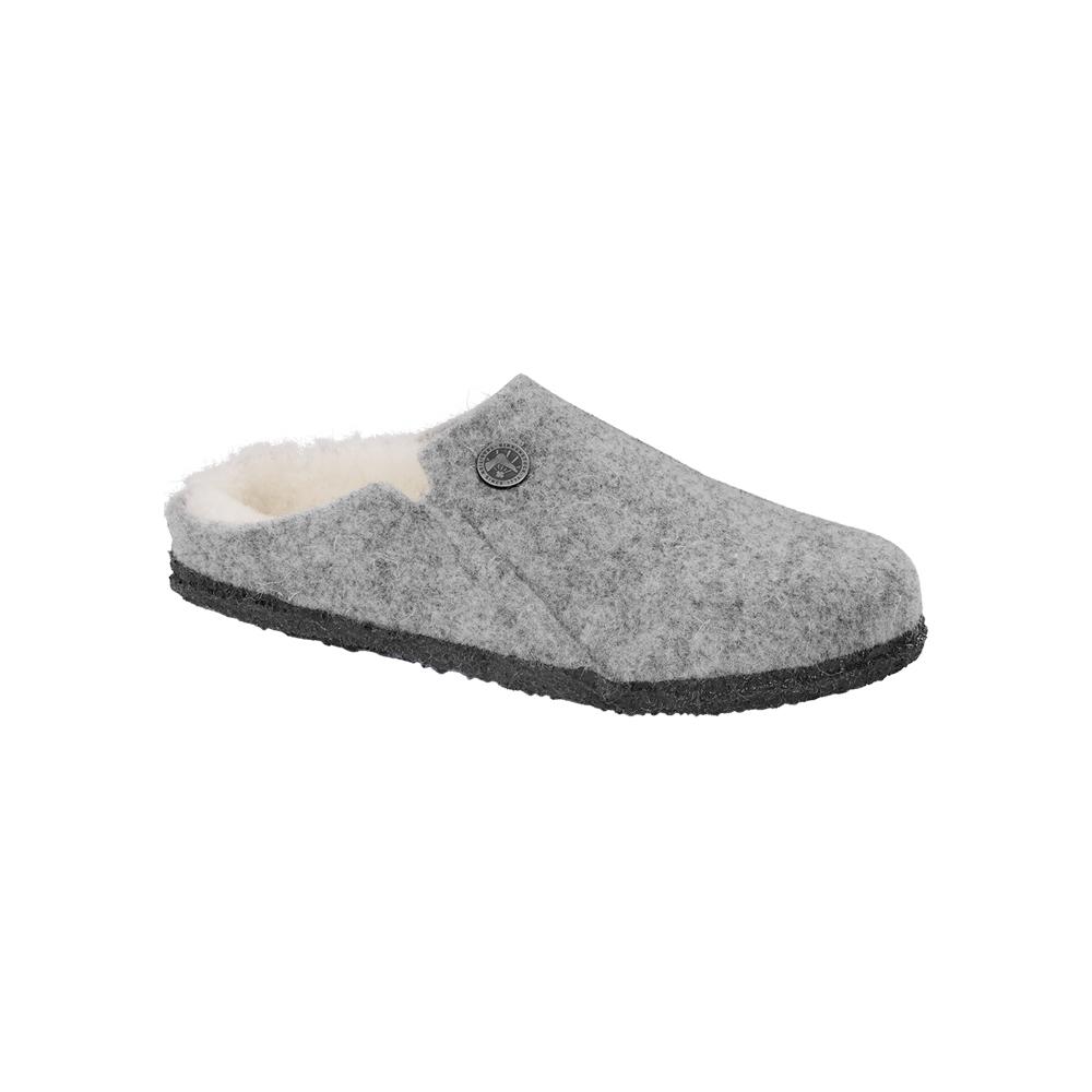 Zermatt Shearling Light Gray