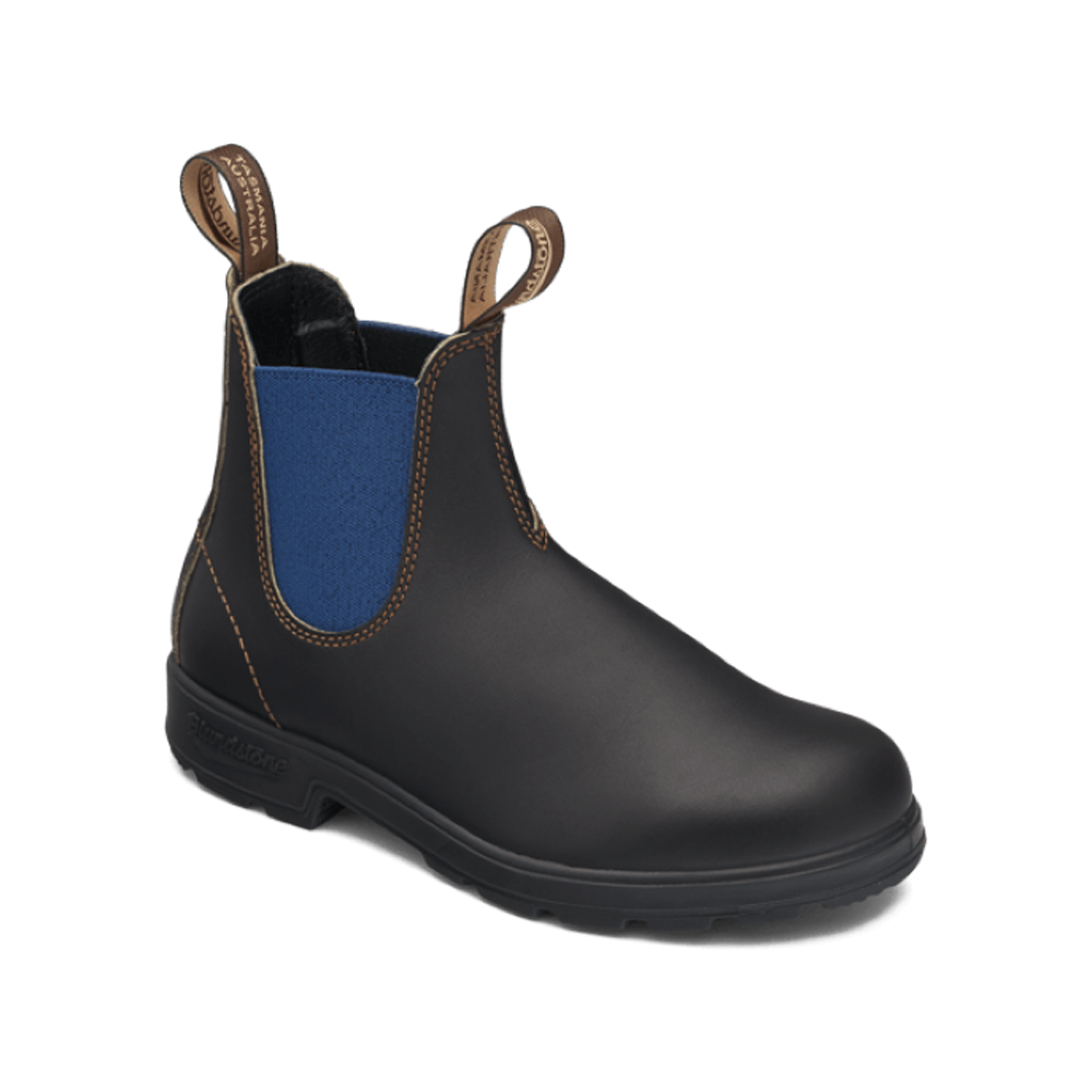 550 Chelsea Boot Brown Blue