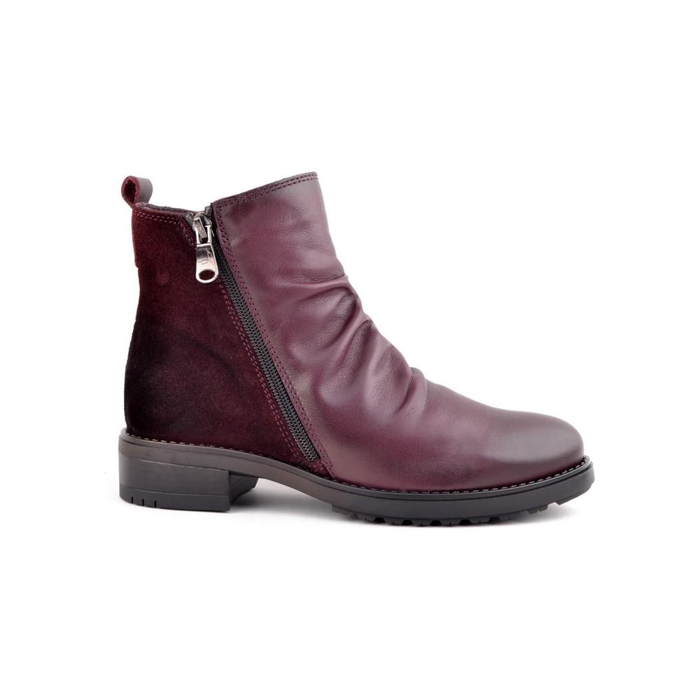 Burgandy Boot