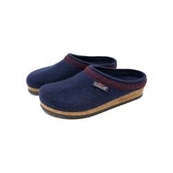 108 Wool Clog Navy