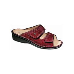 Jamaika Red Croc Patent