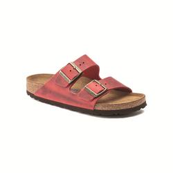 Arizona SFB Oiled Leather Fire Red