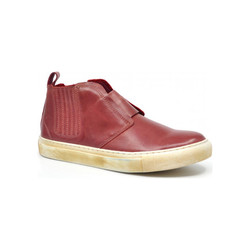 Neci Red Leather