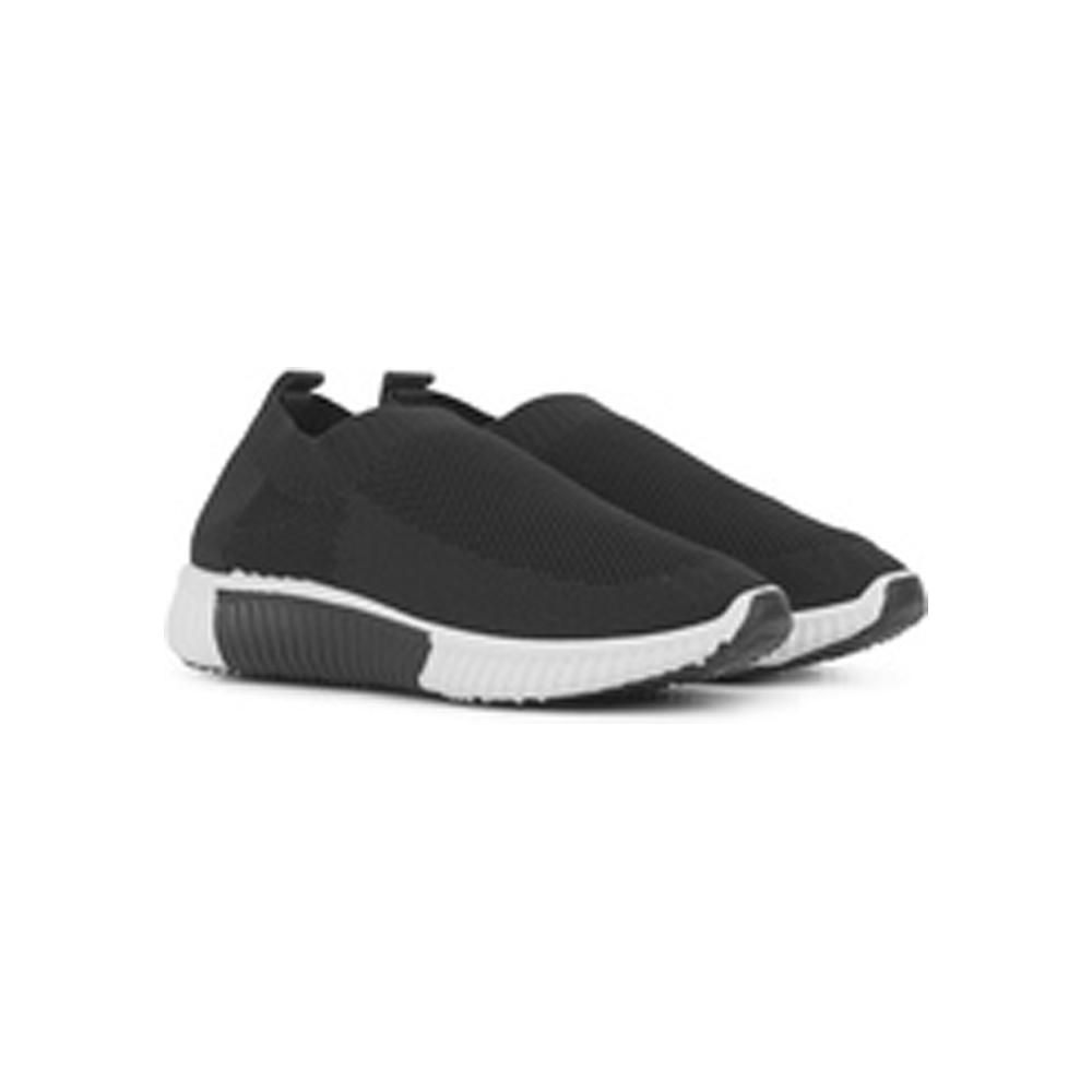 Tulip Sneaker Black