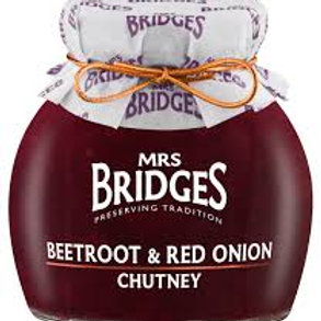 Beetroot & Red Onion Chutney