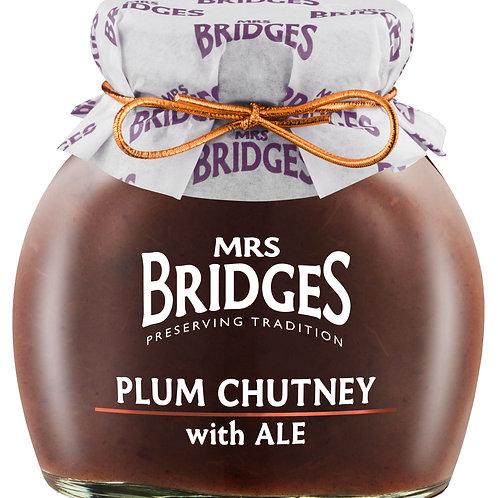 Plum Chutney with Ale