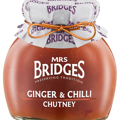 Ginger & Chilli Chutney