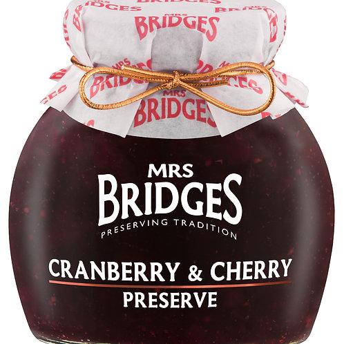 Cranberry & Cherry Preserve