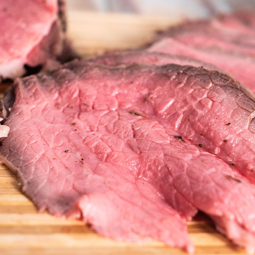 Cooked Cornish Beef Slices