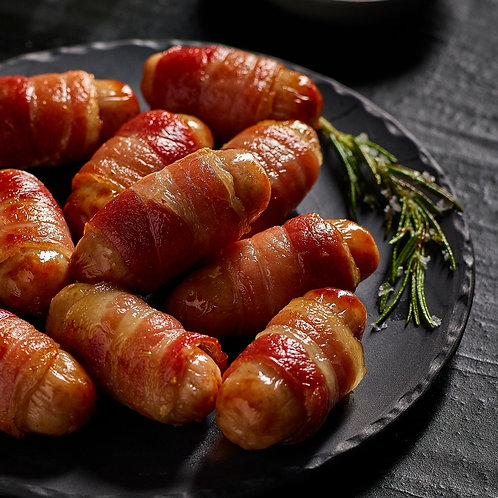 Cornish Pigs in Blankets