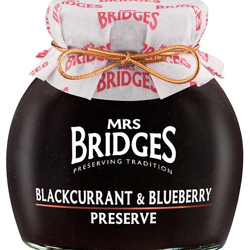 Blackcurrant & Blueberry Preserve