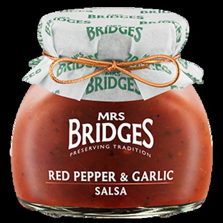 Red Pepper & Garlic Salsa