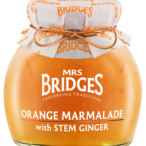 Orange Marmalade & Stem Ginger