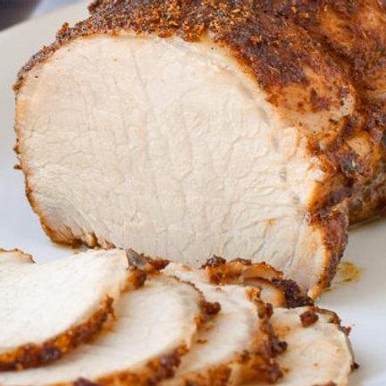 Cooked Cornish Pork Slices