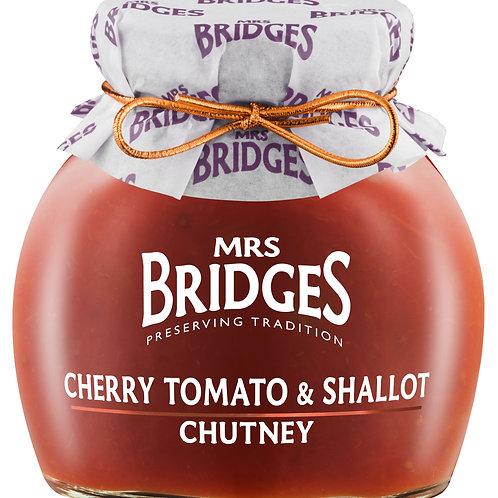 Cherry Tomato & Shallot Chutney