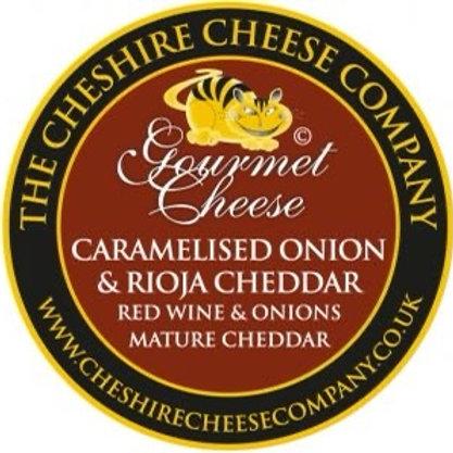 Caramelised Onion & Rioja