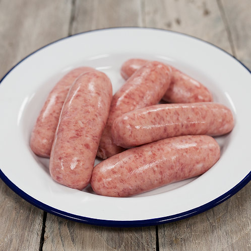 Cornish Cranberry & Rosemary Sausages
