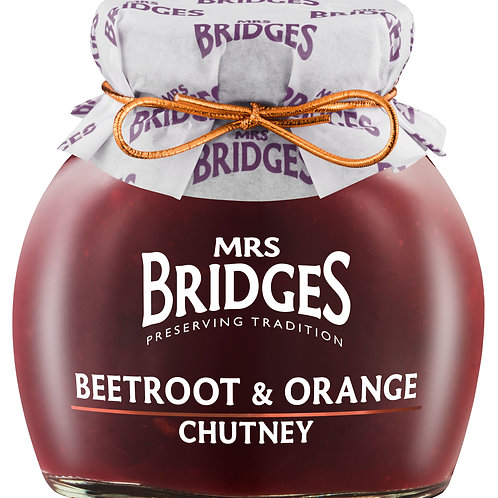 Beetroot & Orange Chutney
