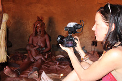 Filming for SHAMANS
