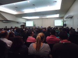 Plateia do ENDP 2015