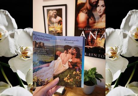 Romance Books: Forewords & #Stepbacks