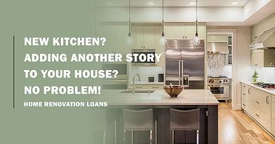 Renovation Kitchen Home