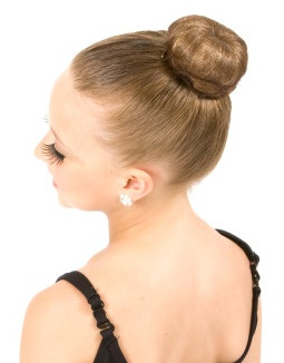 7 Steps To The Perfect Dance Bun!