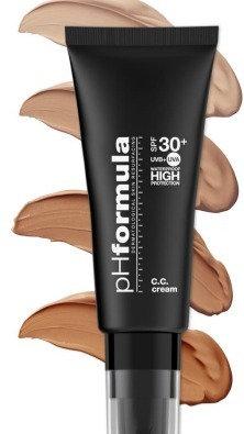 pHformula – C.C. cream SPF 30+ – sävyllinen päivävoide spf30+