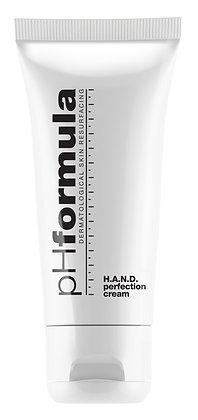 pHformula H.A.N.D. perfection cream - Ikääntymisen merkkejä häivyttävä käsivoide