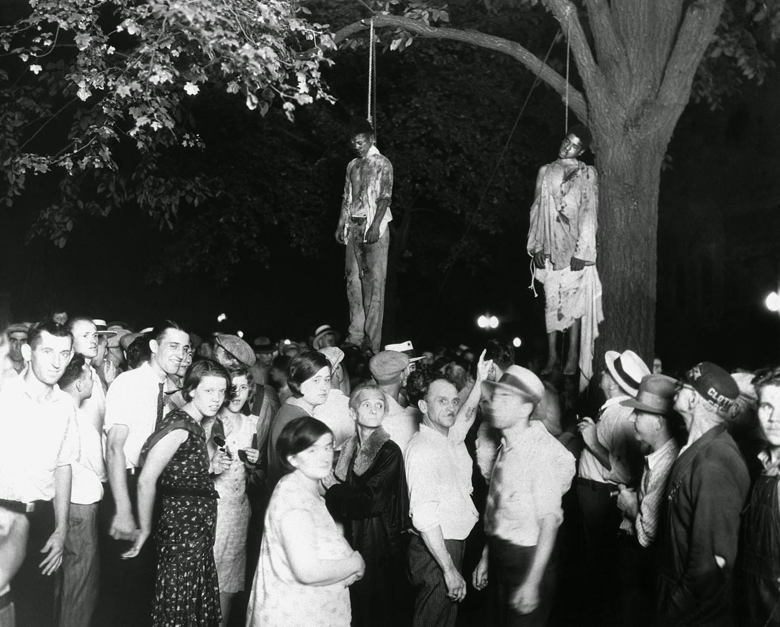Homens negros assassinados nos EEUU